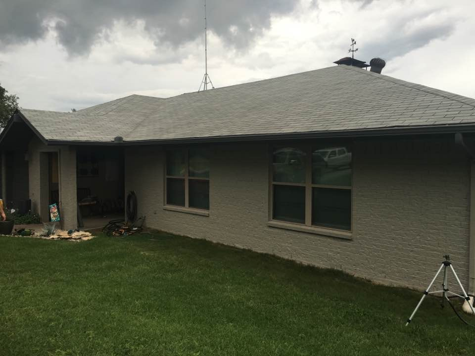 residential roofing weatherford 4