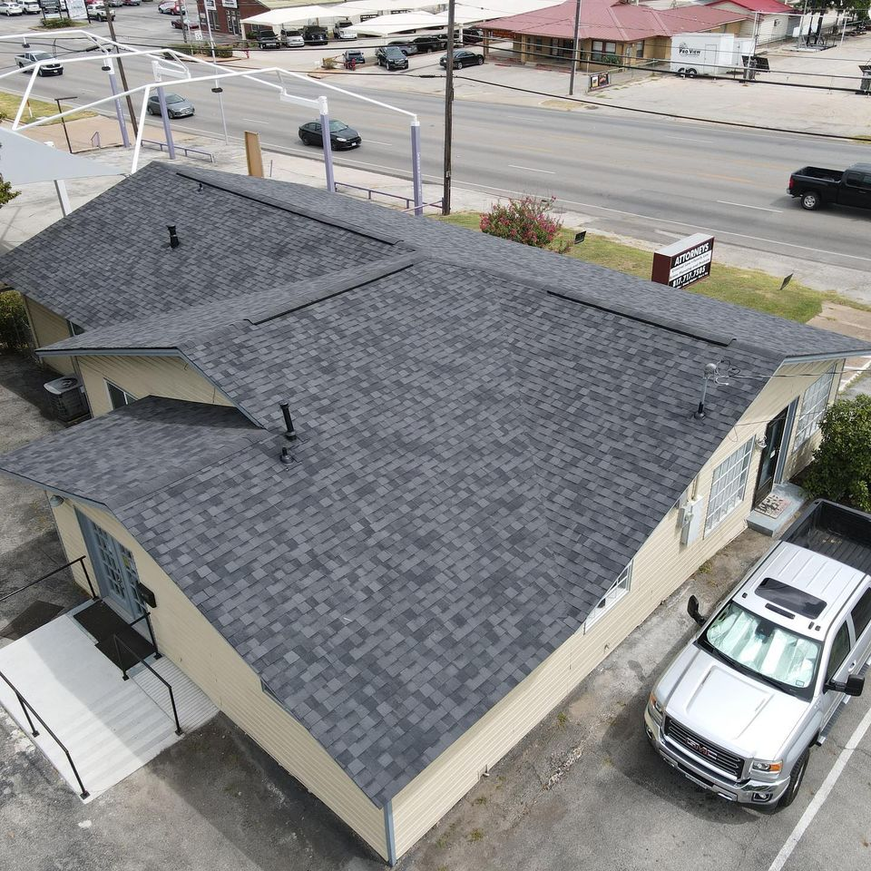 Commercial Roofing Weatherford TX