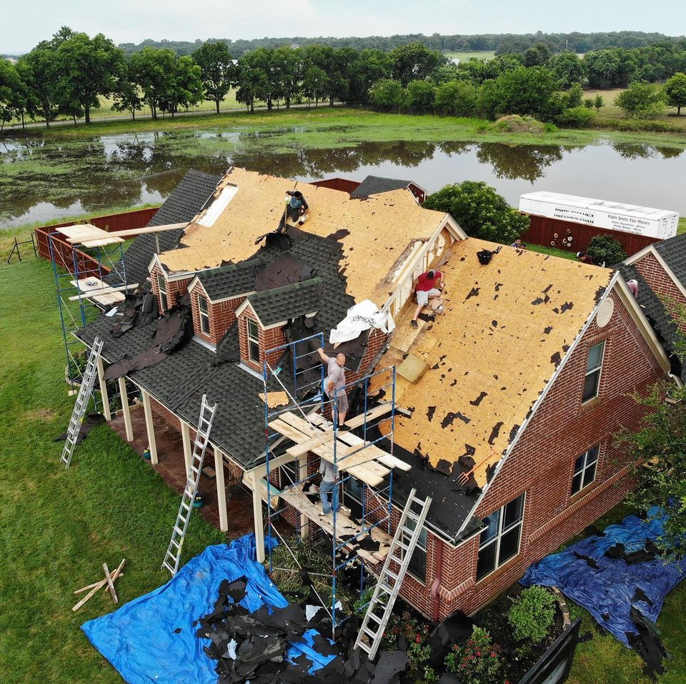 emergency roofing weatherford tx