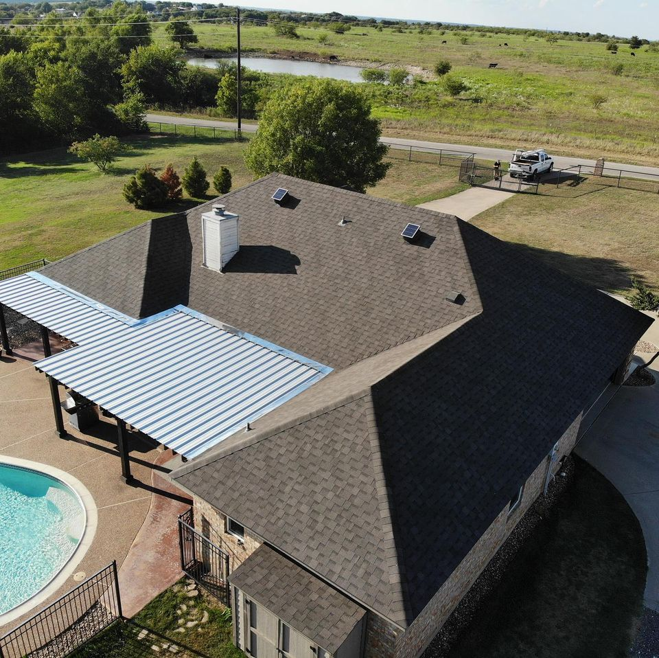 metal roofing weatherford tx